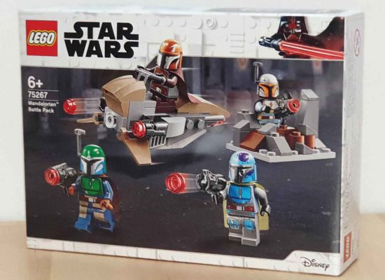 LEGO® 75267 Star Wars Mandalorian™ Battle Pack