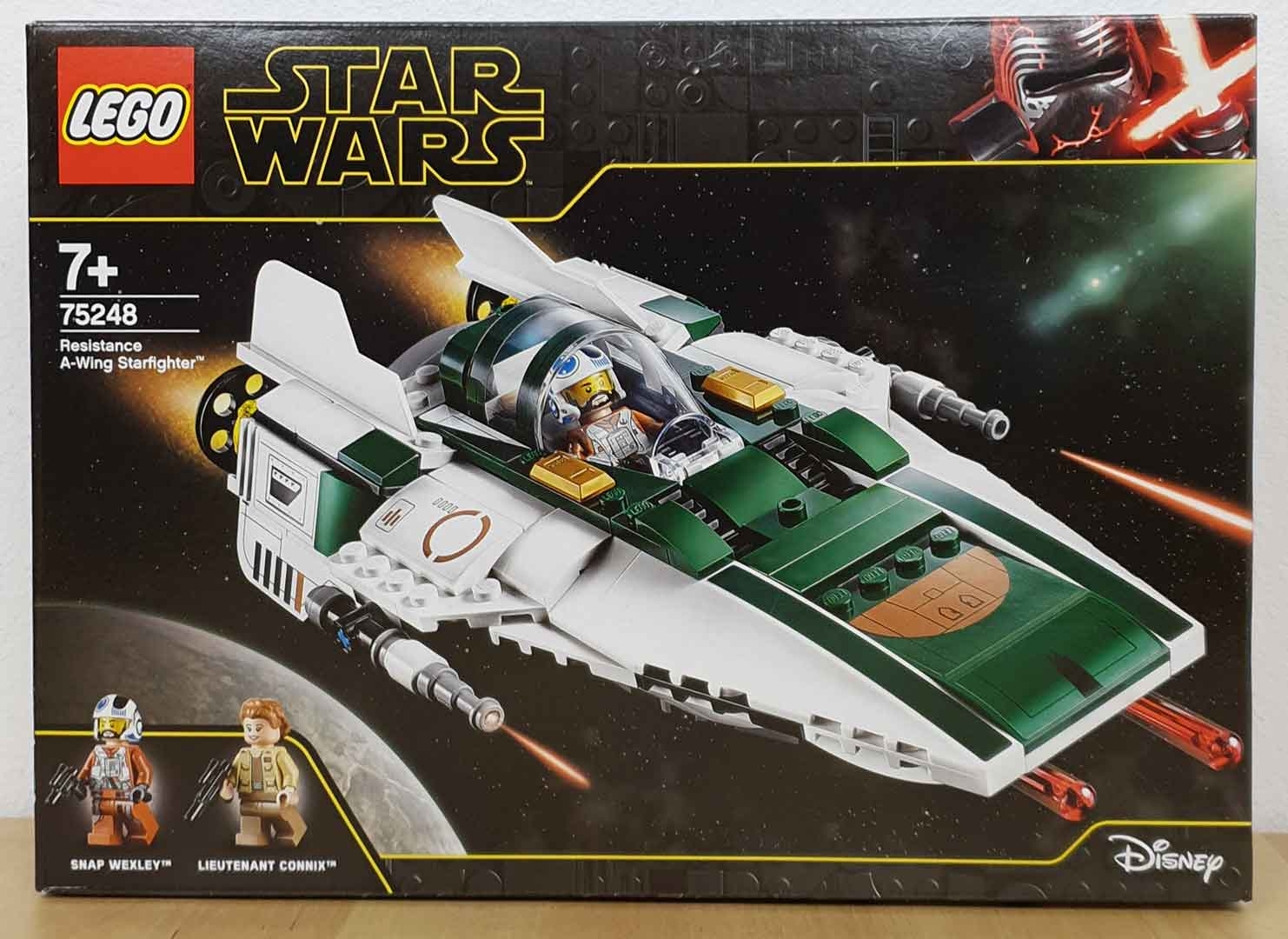 LEGO® 75248 Resistance A-Wing Starfighter™