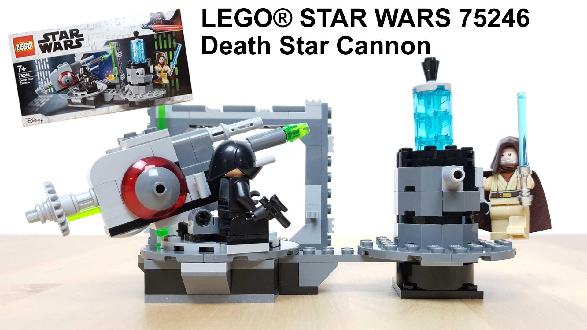 LEGO® 75246 STAR WARS: Death Star Cannon