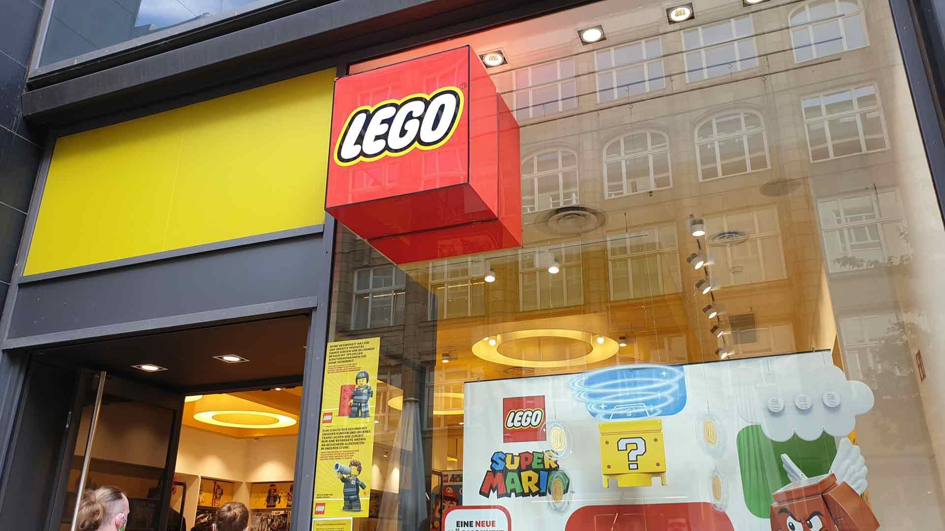 Lego Store Hamburg