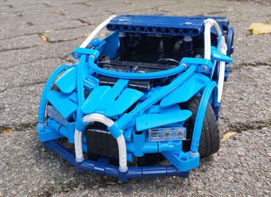 CaDA Blue Sports Car C51053W - Ferngesteuerter Sportwagen zum Einsteigerpreis