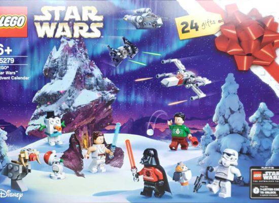 LEGO® Star Wars Adventskalender 2020 – Was ist drin?