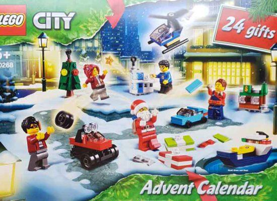 LEGO® 60268 City Adventskalender 2020 - Was ist drin?