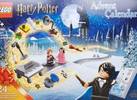 LEGO® 75981 Harry Potter™ Adventskalender 2020 - Was ist drin?