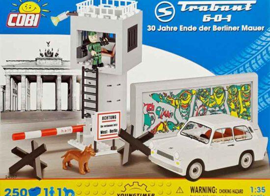 COBI Trabant 601 Ende der Berliner Mauer 24557