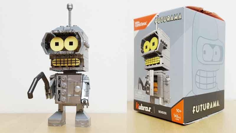 Bender Kubros Mega Contrux