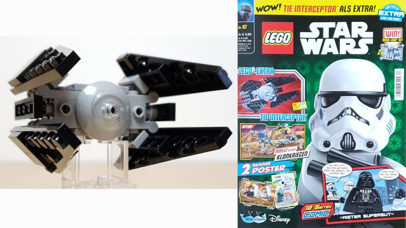 LEGO® Star Wars Magazin Nr. 67/2020