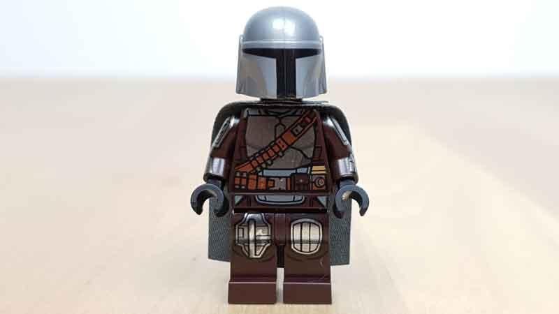 Der Mandalorianer Minifigur