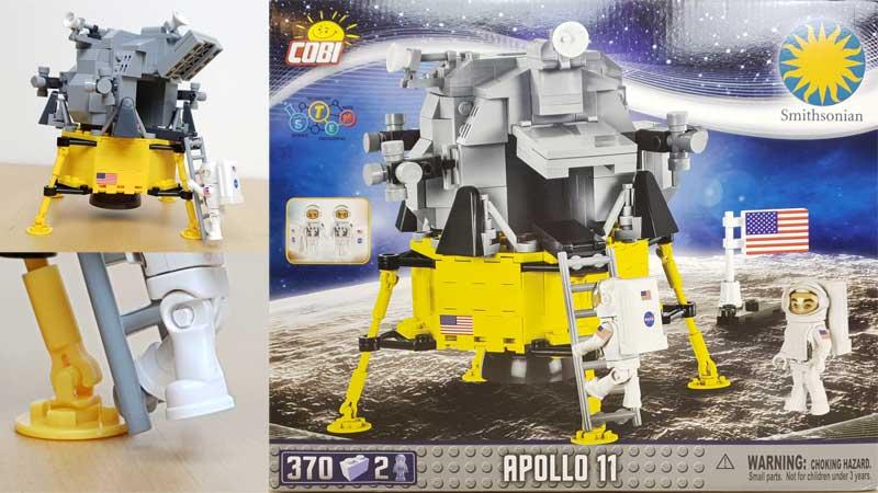 COBI 21079 Apollo 11 Set