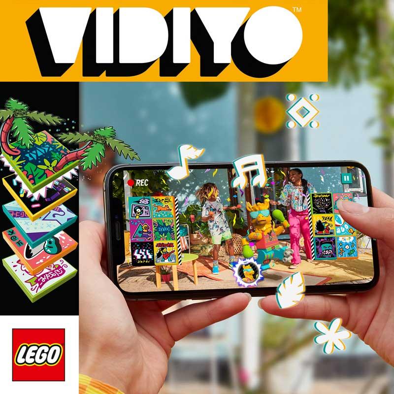 Lego Vidiyo App
