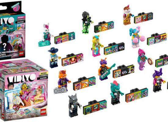 LEGO® VIDIYO™: Alle Produkte vorgestellt