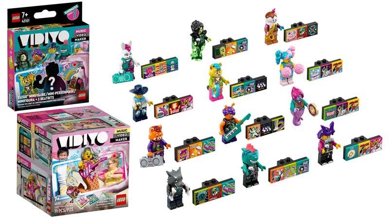 LEGO® VIDIYO: Alle Produkte vorgestellt