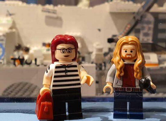 Zu Besuch in der LEGO®-Ausstellung im Freilichtmuseum Kiekeberg