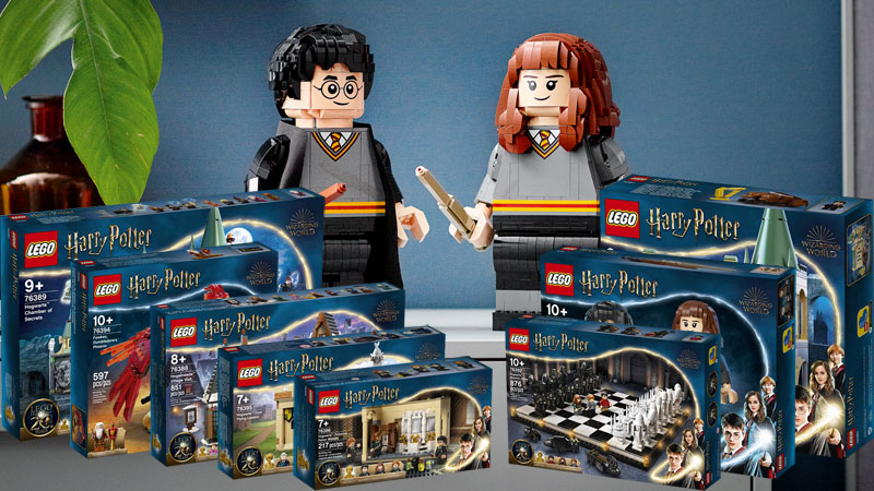 Neue Harry Potter Sets von LEGO