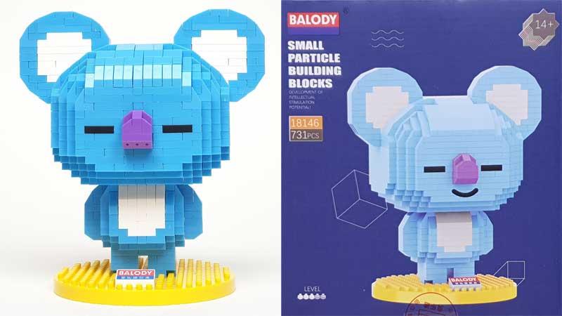 Balody Koala BT21 Koya