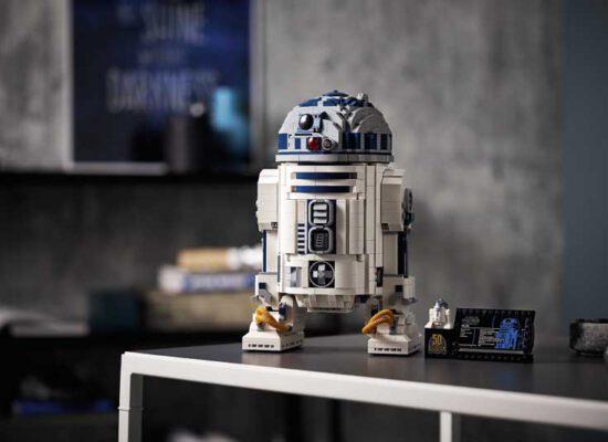 LEGO® R2-D2™ kehrt zurück: Alle Infos zum neuen Set