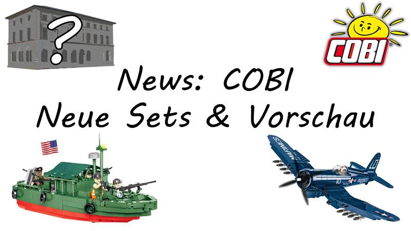 COBI Neuigkeiten 2021/2