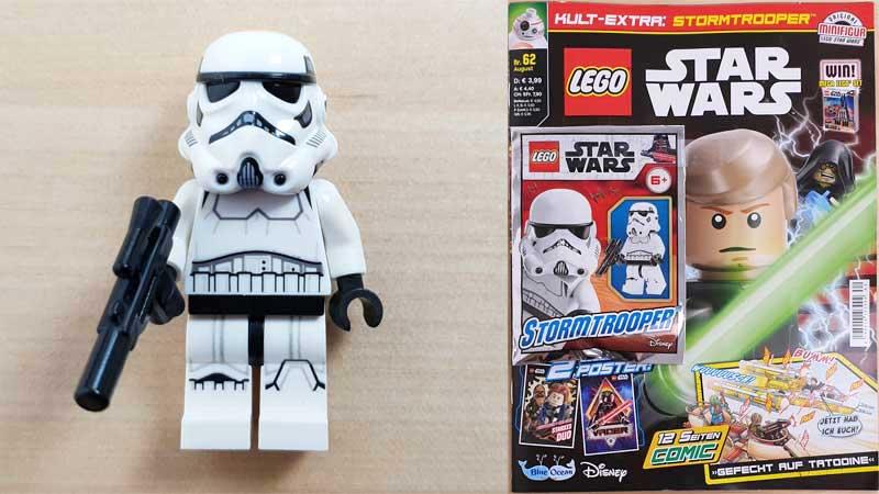 LEGO Star Wars Magazin 62/2020