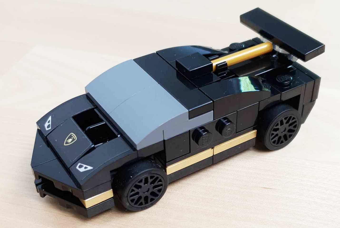 LEGO® Lamborghini Hurácan Super Trofeo EVO im Polybag (30342)