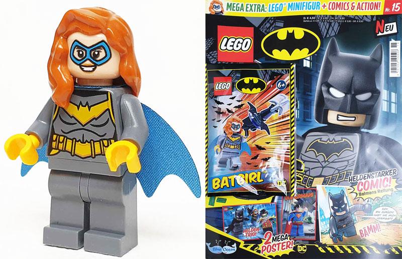 LEGO Batman Magazin 15-2021