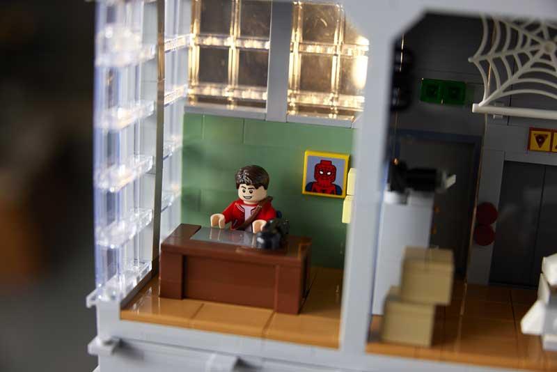 Spider-Man im Daily Bugle