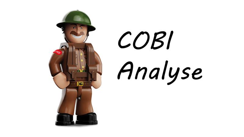 COBI limitierte Edition