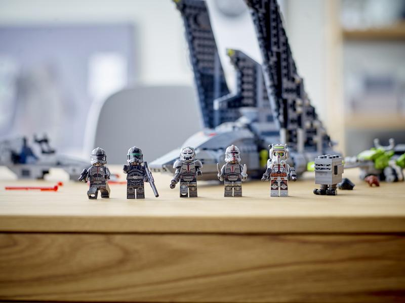 LEGO® STAR WARS™ THE BAD BATCH™