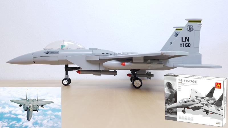 Wange F-15 Eagle 4004