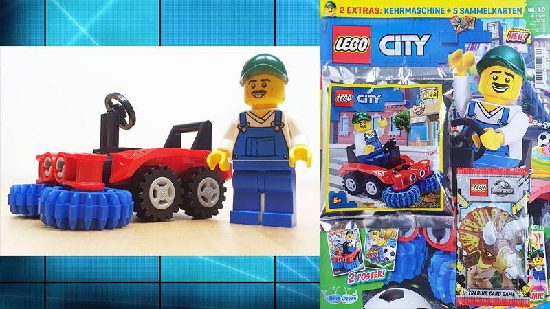 LEGO City Magazin Nr.30/2021