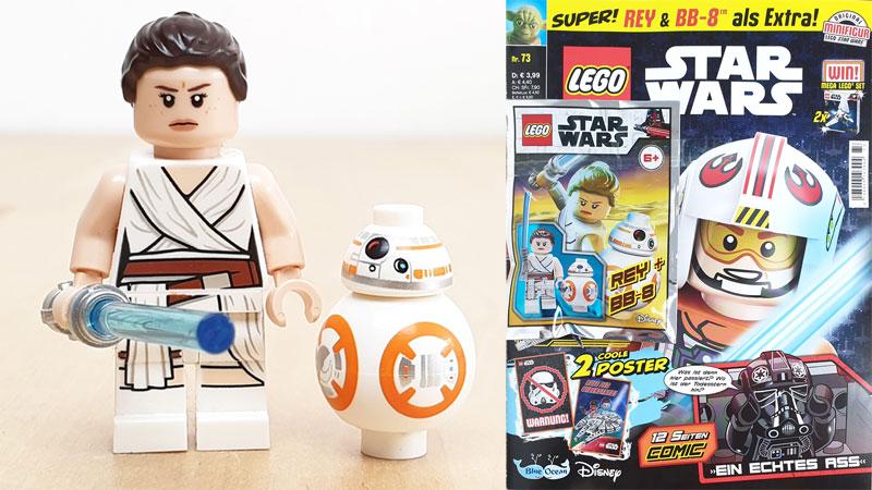LEGO® Star Wars™ Magazin Nr. 73/2021