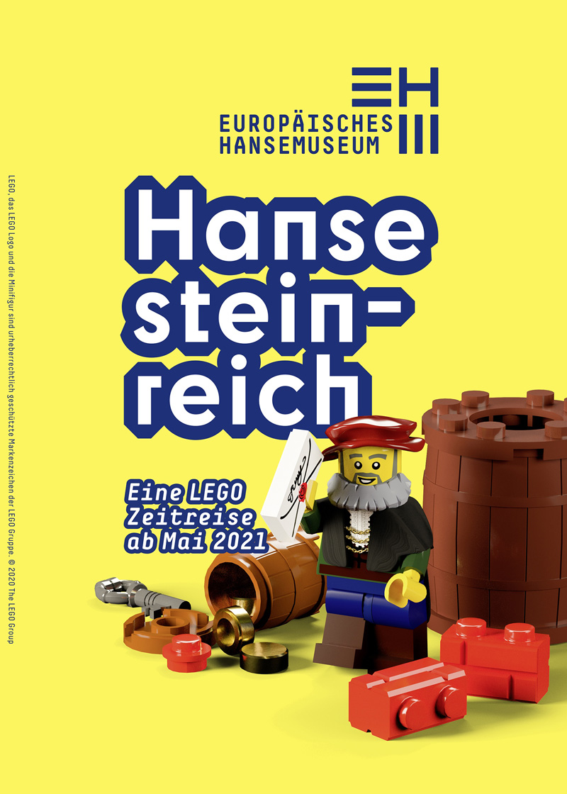 Hanse Steinreich im Europäischen Hansemuseum Lübeck