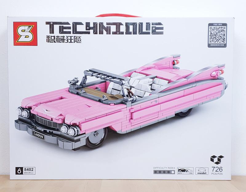 Sembo Technique Rosa Chevrolet