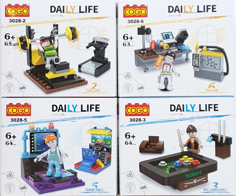COGO Daily Life sets