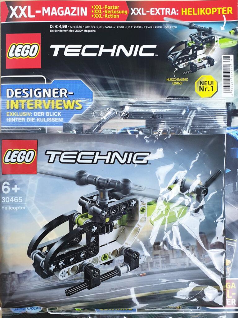 LEGO® Technic™ Magazin Nr. 1