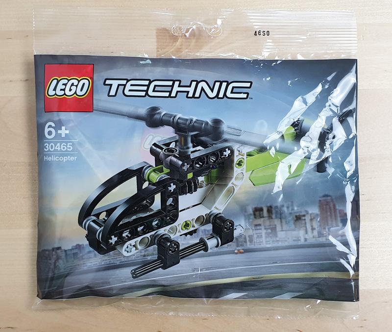 LEGO® Technic™ Polybag 30465