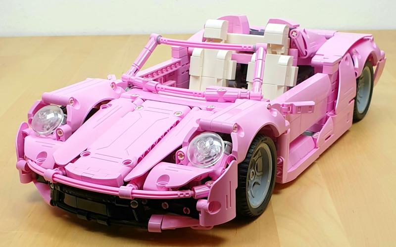 CaDA Pink Holiday - ein Traum in Rosa