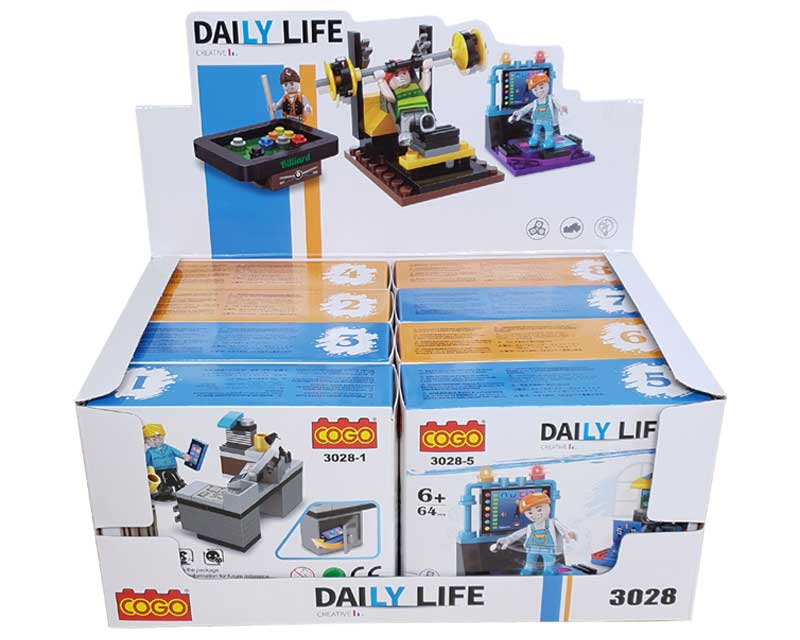 COGO Daily Life Display Review