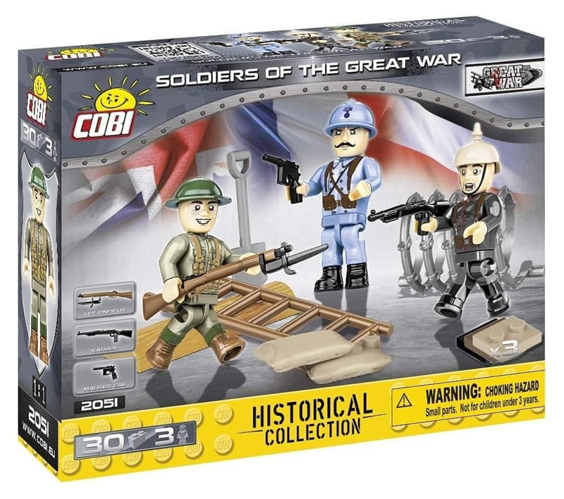 COBI Battle Pack Soldiers of the Great War