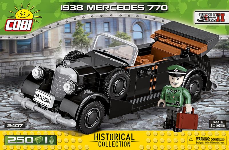 COBI 1938 Mercedes 770