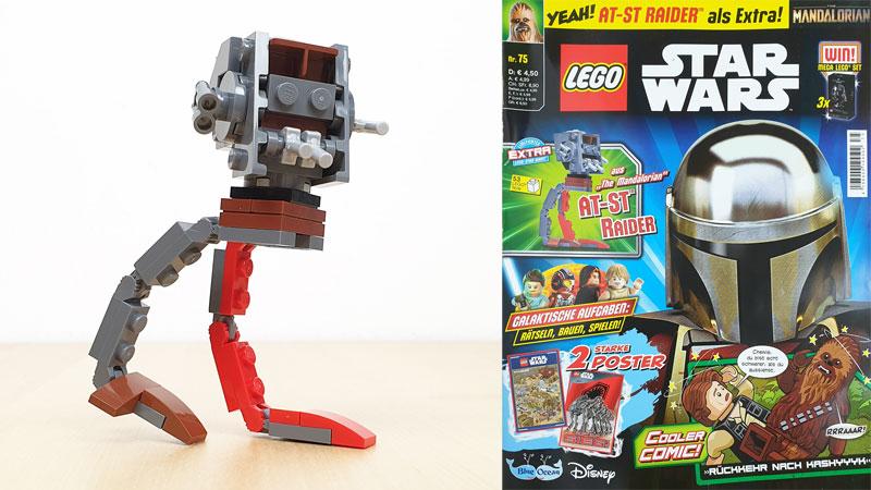 LEGO® Star Wars™ Magazin Nr. 75 /2021.