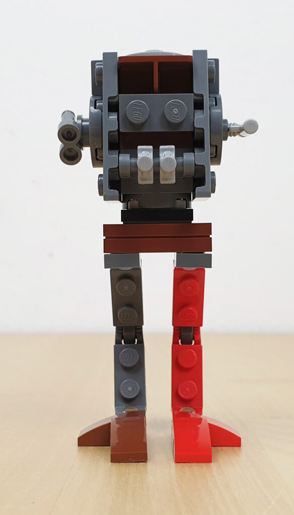 AT-ST™ Raider-Minimodell