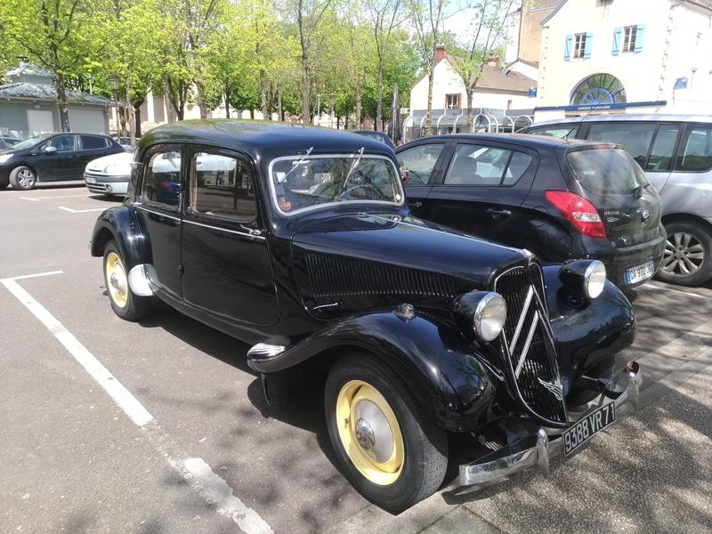 Citroen Avant - Wegbereiter des modernen Automobils