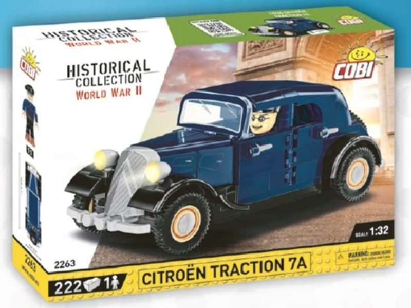 COBI Citroen Traction 7A 2263
