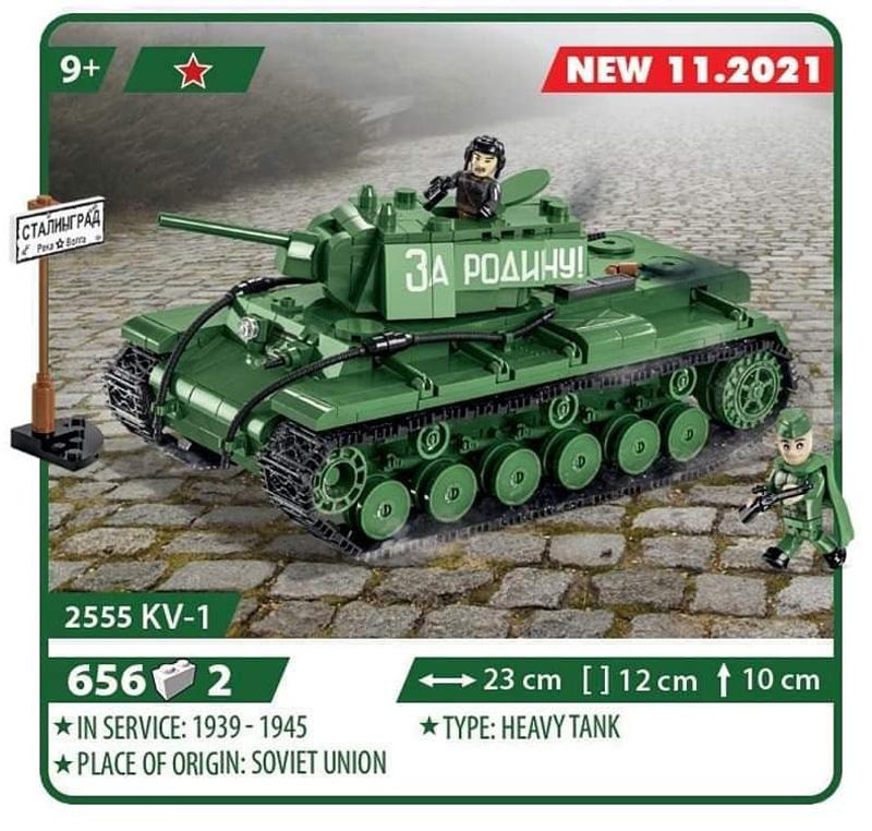 COBI KV-1 2555