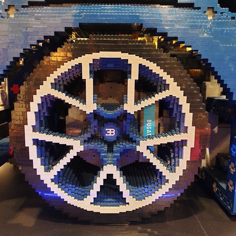 LEGO® Bugatti Chiron Nachbau