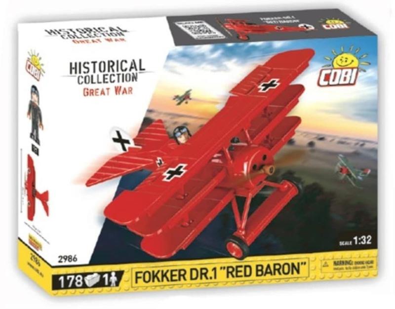COBI Fokker Dr.1 2986