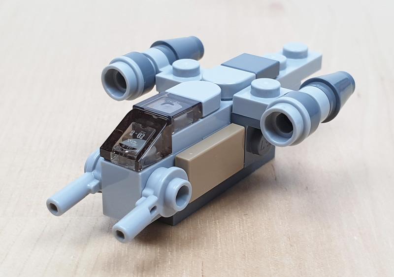 Minimodell Razorcrest