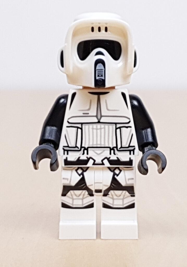 Minifigur Scout Trooper