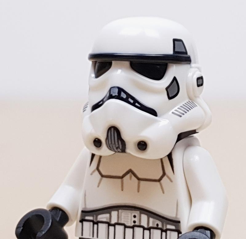 Minifigur Stormtrooper