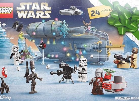 LEGO® Star Wars™ 75307 Adventskalender 2021 Inhalt – Was ist drin?